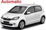 Skoda Citigo a/c 5 door 4 passenger Automatic or Similar Group..
