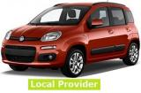 Fiat Panda 1.250 a/c  5 door 5 passenger Manual